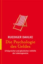 Die Psychologie des Geldes (ebook)