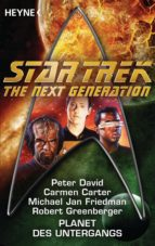 Star Trek - The Next Generation: Planet des Untergangs (ebook)