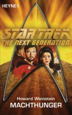 Star Trek - The Next Generation: Machthunger (ebook)