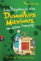 Das Tagebuch des Dummikus Maximus im alten Pompeji – Ein Trottel geht seinen Weg (ebook)