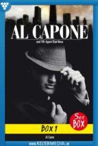 Al Capone 5er Box 1 - Kriminalroman (ebook)