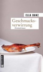 Geschmacksverwirrung (ebook)