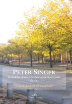 PETER SINGER (ebook)