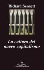 La cultura del nuevo capitalismo (ebook)