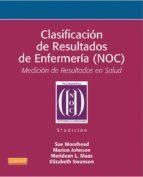 Clasificación de Resultados de Enfermería (NOC) (ebook)