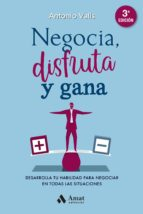 Negocie, disfrute y gane (ebook)