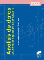 Análisis de datos en ciencias sociales y de la salud III (ebook)