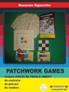 Patchwork Games (eBook)