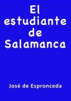 El estudiante de Salamanca (ebook)