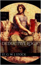 Deductive Logic (ebook)