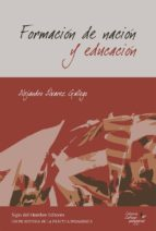 Formación de nación y educación (ebook)