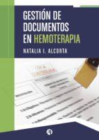 Gestión de documentos en Hemoterapia (ebook)