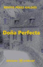 DOÑA PERFECTA (ebook)