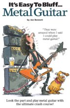 It's Easy To Bluff... Metal Guitar (ebook)