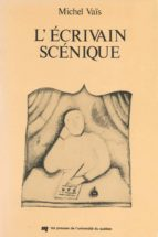 L'écrivain scénique (ebook)
