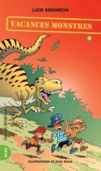 Les Trois Jojo 03 - Vacances monstres (ebook)