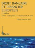 Droit bancaire et financier européen (ebook)