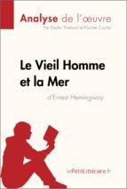 Le Vieil Homme et la Mer d'Ernest Hemingway (Analyse de l'oeuvre) (ebook)