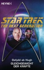 Star Trek - The Next Generation: Gleichgewicht der Kräfte (ebook)