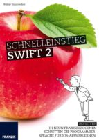 Schnelleinstieg Swift 2 (ebook)