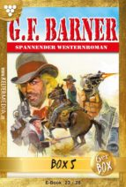 G.F. Barner Jubiläumsbox 5 – Western (ebook)
