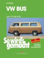 VW BUS 05/79 BIS 09/82