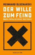Der Wille zum Feind (ebook)