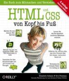 HTML und CSS von Kopf bis Fuß (ebook)