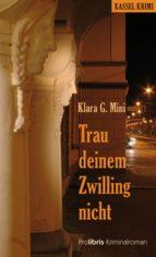 Trau deinem Zwilling nicht (ebook)