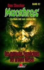 DAN SHOCKER'S MACABROS 82