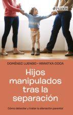 Hijos manipulados tras la separación (ebook)