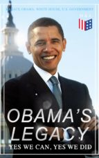 Obama's Legacy - Yes We Can, Yes We Did (ebook)