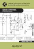 Operaciones de verificación y control de productos mecánicos. FMEE0108
