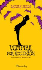 Vampira por accidente (Los hermanos Argeneau 6) (ebook)