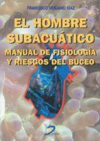 El hombre subacuático (ebook)