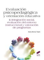 valuación psicopedagógica y orientación educativa (ebook)