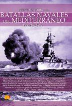 Breve historia de las batallas navales del Mediterráneo (ebook)