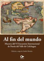 Al fin del mundo (ebook)