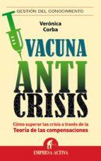 Vacuna anticrisis (ebook)