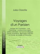 Voyages d'un Parisien (ebook)