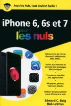 iPhone 6 et 6S et 7 ed iOS 10 poche pour les Nuls (ebook)