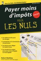 PAYER MOINS D'IMPÔTS 2016/2017 POUR LES NULS POCHE