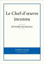 Le Chef-d'oeuvre inconnu (ebook)