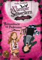 DIE VAMPIRSCHWESTERN BLACK & PINK 2 - VOLLMONDNACHT MIT FLEDERMAUS