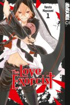 THE LOVE EXORCIST - BAND 1