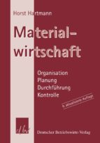 Materialwirtschaft (ebook)