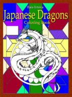 Japanese Dragons: Coloring Book (ebook)