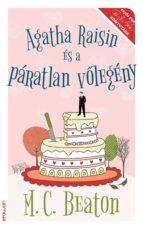 Agatha Raisin és a páratlan vőlegény (ebook)