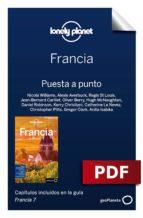 FRANCIA 7. PREPARACIÓN DEL VIAJE