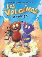 ¡Los volcanos a todo gas! (ebook)